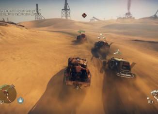Карты с расположение всех конвоев в игре Mad Max. Как найти и уничтожить все конвои в Mad Max. Скриншоты конвоев.