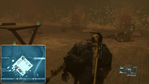 Metal Gear Solid 5 Специалист Механтроник местонахождение.