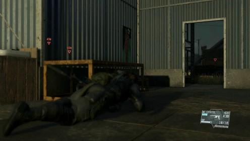 Metal Gear Solid 5 Прохождение Дорога в Ад