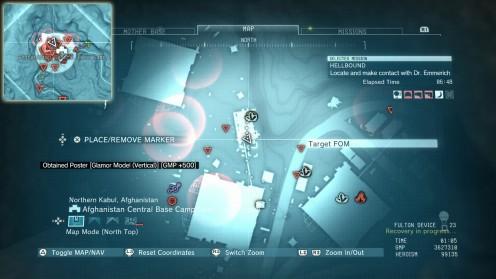 Metal Gear Solid V: TPP Дорога в Ад Прохождение второстепенных задач