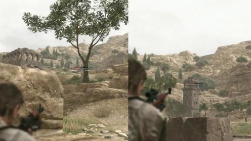 Metal_Gear_Solid_TPP_Миссия с Квайет прохождение Где снайпер