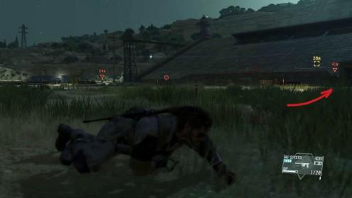 Дорога в Ад как проникнуть на базу MGSV