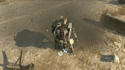 Metal Gear Solid Битва с Сахелантропом
