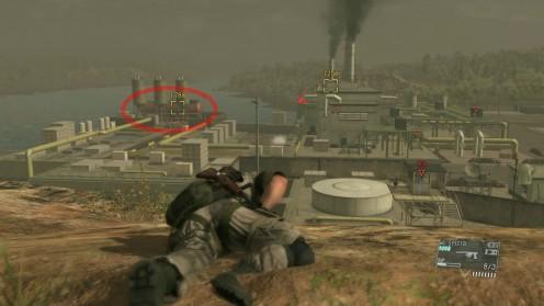 Metal_Gear_Solid_TPP_Непроглядная Тьма Миссия 13 Местонахождение Баков