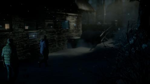 Таинственный Незнакомец Месторасположение Until Dawn Улика №4