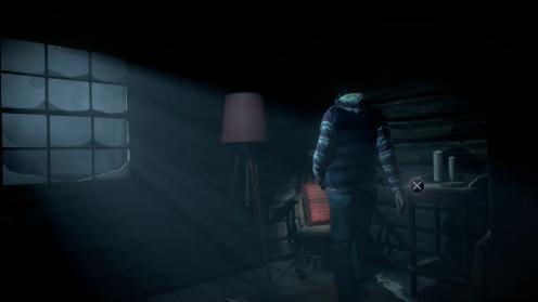 Таинственный Незнакомец Местонахождение Until Dawn Улика №8
