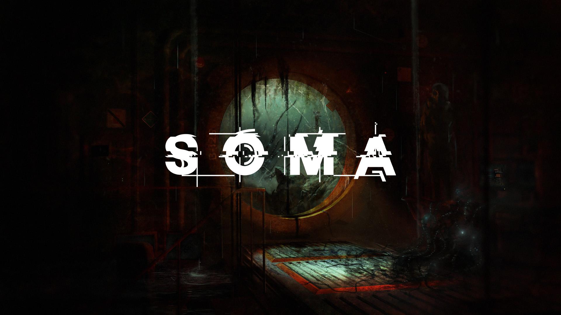 SOMA: Пугающая игра
