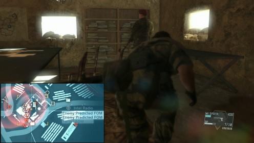 Командир спецназа местонахождение mgsv миссия 3