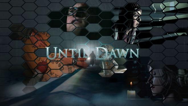 UntillDawn Улики Mystery Man