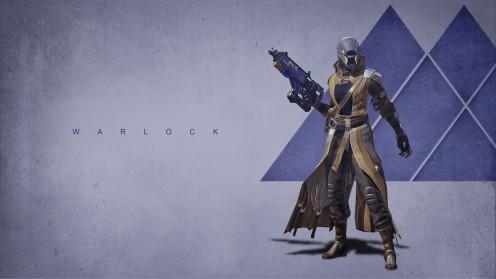 Выбор класса Чернокнижник-Warlock