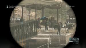 Впервые вы столкнётесь с  Хамидом на мосту.
