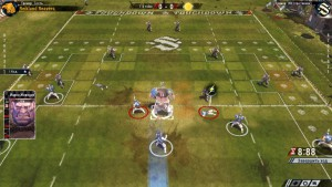 Игра в Blood Bowl 2