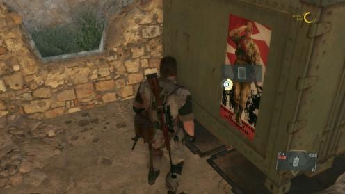 metal-gear-solid-5-плакат советского солдата
