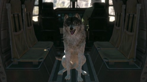 metal gear solid 5 phantom pain напарники D-dog