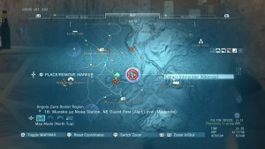 Местонахождение Чертежа на карте.