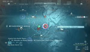 Местонахождение на карте Киконго.