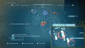 Карта местонахождение плакатов ПФ-1.