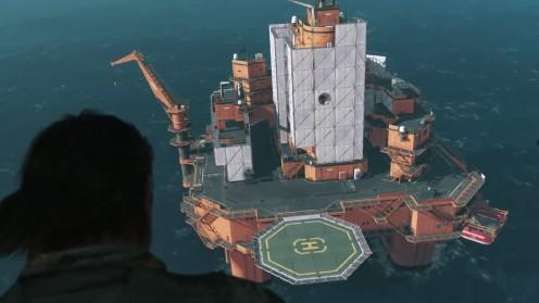 Metal Gear Solid V: Phantom Pain главная база гайд