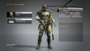 Parasite Suit – 310000 GMP