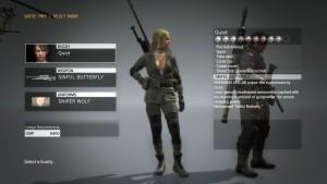 Униформа Sniper Wolf