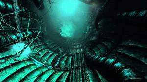 Подводный мир в SOMA.