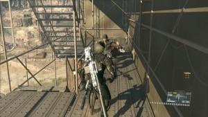 Оглушаем снайперов, отправляем на базу.