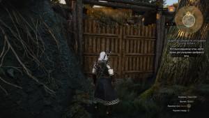 witcher3 Броня лежит где школа волка