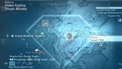 Metal Gear Solid V Узы Крови Местонахождение Снайперов.
