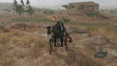 MGS V Где найти Работорговца Миссия 26