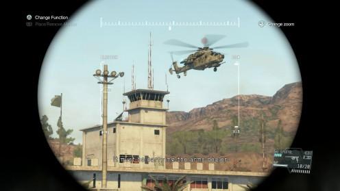 Где найти вертолёт в Миссии 21 Военная Экономика Metal Gear Solid V