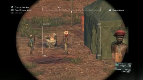Metal Gear 5 25 Миссия Местонахождение Командира Детей