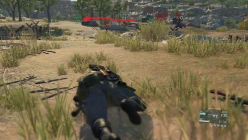 Metal Gear Solid 5 Близкий Контакт Эвакуация Инженера