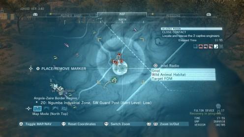 Metal Gear Solid V Месторасположение Нубийцев Миссия 24
