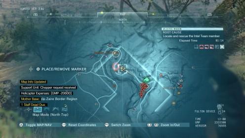 Metal Gear Solid V Конец пути грузовика Миссия 27