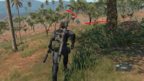 Metal Gear Solid 5 Как спасти разведчика миссия 27