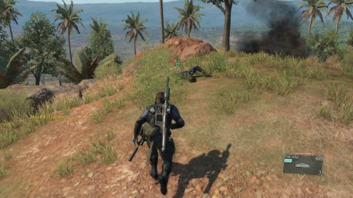 Metal Gear Solid 5 Миссия 27 Местонахождение разведчика
