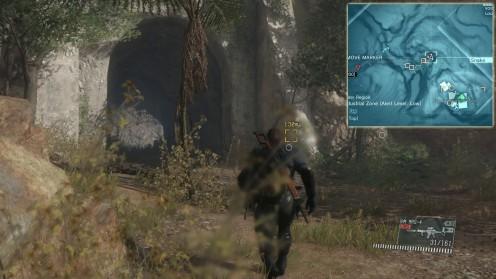 Местонахождение Шабани Миссия 20 Прохождение Metal Gear Solid V