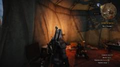 Внутри шатра Рунного Мастера