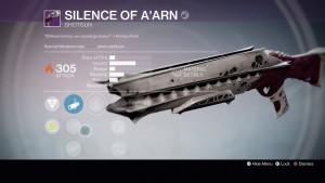 Silence of Aarn