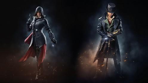 Джейкоб и Иви Фрай Костюмы Assassin Creed Syndicate