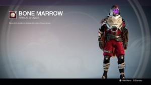 Bone Marrow Shader