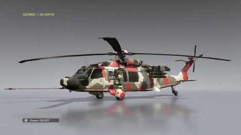mgs5 как улучшить свой вертолёт
