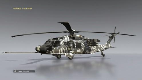 Mgsv Phantom Pain апгрейд вертолёта
