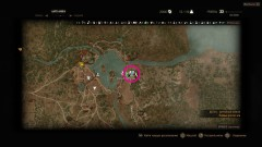 Рунный мастер обитает на восточном берегу озера