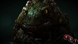 Жаба-монстр