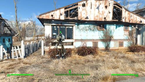 Fallout 4 гайд на компаньона Кодсворта робот-дворецкий