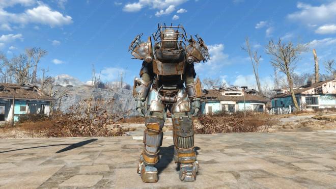 Fallout 4 Местонахождение силовой брони рейдеров