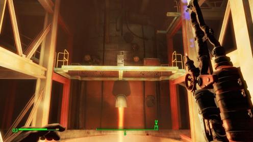 Fallout 4 Шлак держит сына Абрахама Найти Шиш-кебаб