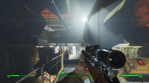 Fallout 4 Убежище 114 Найти Валентайна