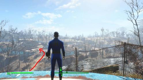 Fallout 4 Где найти Кодсворта